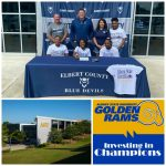 Jones Signs With Albany State