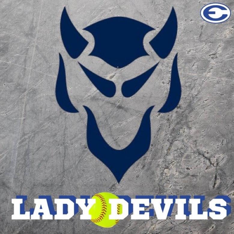 2020 Elbert County Lady Devils Softball Roster