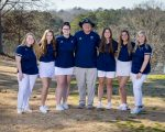 Elbert County Lady Devil Golf team finishes in 1st place versus Oglethorpe and Putnam Counties