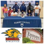 Rucker Sign With Emmanuel