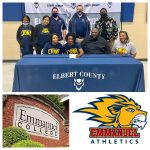 Hughes Signs With Emmanuel