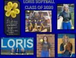 Class of 2020- Loris Softball