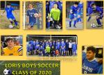 Class of 2020- Loris Boys Soccer