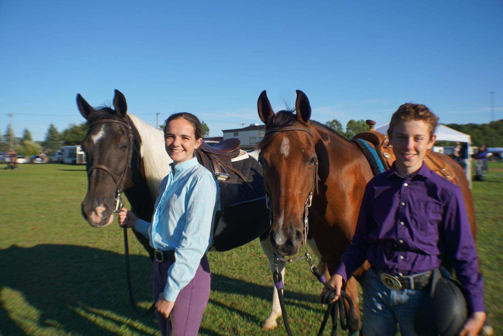 Equestrian Club Team