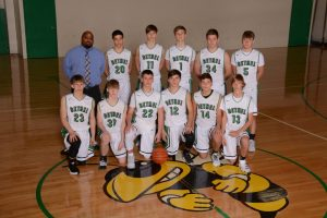 Jr. Varsity Basketball
