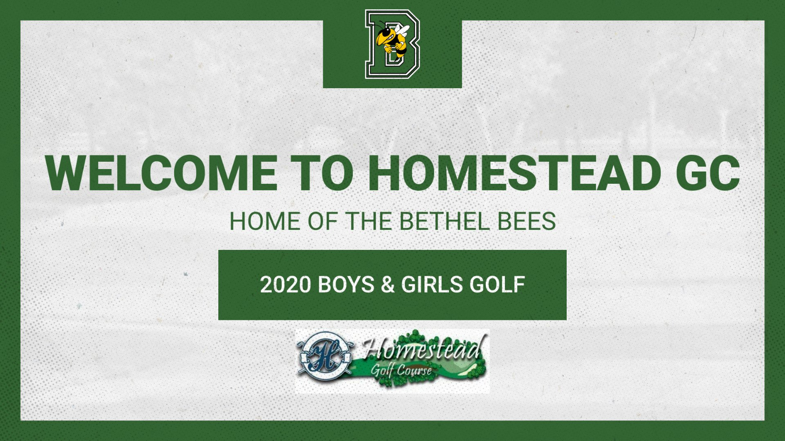 New Home for Bethel Golf!