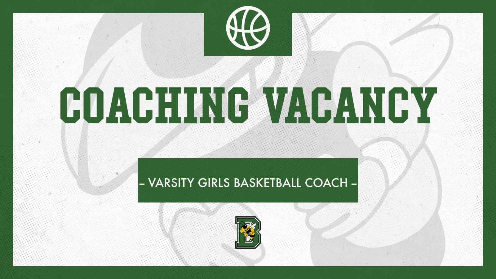 Bethel Seeks Head Girls Basketball Coach