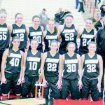 Lady Tigers finish 3-0 in Twin LakesTournament & Capture Title!