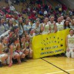 Congratulations! Sagamore Conference Champions