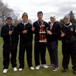 LHS Golf Team Captures First Place in Twin Lakes Tournament!