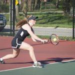 Lady Tiger Tennis has solid win over Kokomo