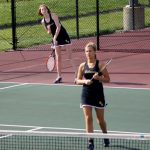 Lebanon Girls Tennis get 2nd conference win