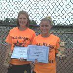 15th Annual North-South Girls Tennis Allstar Cup
