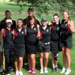 LHS Lady Tigers Golf Finish Runner-ups @ Sectionals Advance to Regional Tournament