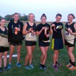 Tigers at Cross Country Conference