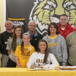 Ashlyn Montgomery Signs To Play Softball at Valparaiso
