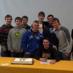 Jackson Bennett Signs to play Baseball at Vincennes University