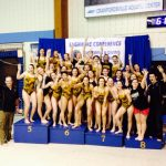 THREE-PEAT!!!! Lady Tigersharks win SAC Championship!!!
