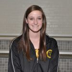 Congratulations Kaitlin Wirey named NISCA Academic All-American Swim & Dive