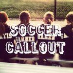Girls Soccer Callout