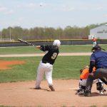 Sophomores Caleb Myers and Jackson Bland Lead Baseball over Covington 11-1.