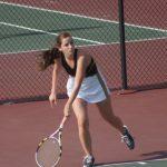 Lady Tigers Tennis Team Sweeps Frankfort 5-0