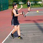 Tennis Varsity Defeats Central Catholic 4-1