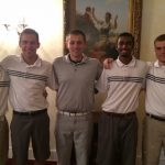 Golf Team Congratulates Seniors @ Ulen