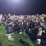 Tiger Varsity Football defeats Mooresville 7-0
