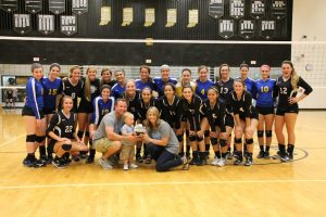 LHS Volleyball – Cystic Fibrosis