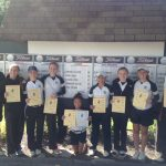 LHS Lady Tiger Golfers capture Sagamore Conference Title