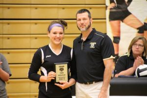 Kristen Spolyar Recognized