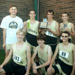 Lebanon Boys Capture First Place in Tiger Cross Country Inviational