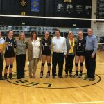 Lady Tigers Celebrate Victory on Senior Night!