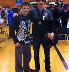 LHS Wrestling Prepares for States with Outstanding showing at North Montgomery Inviational.