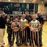 Lady Tigers Celebrate Senior Night vs. Brownsburg