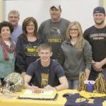 Congratulations Colin Ditttemore: Signs to Play Football at Marian