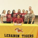 Congratulations Senior Erik Hart: Signed today to play Football at University of Indiana