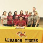 Congratulations Senior Erik Hart: Signed today to play Football at University of Indiana