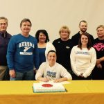 Congratulations Mallory Cast: Signs to play Basketball at Aurora University