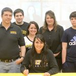 Congratulations Farren Miller: Signs to play Volleyball at Manchester University