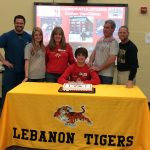 Congratulations Kellen VanCamp: Signs to Wrestle at Wabash