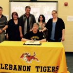 Congratulations Michael Smith: Signed to Wrestle at Manchester University
