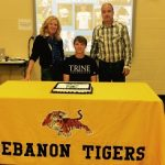 Congratulations Collin Northcutt; Signs to play Soccer at Trine University