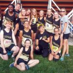 Lebanon High School Girls Varsity Cross Country falls to North Montgomery High School 39-11