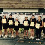 Congratulations Lady Tiger Golfers: SAGAMORE CONFERENCE CHAMPIONS!