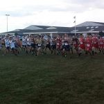 Lebanon High School Boys Varsity Cross Country finishes 5th place