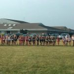 Lebanon High School Girls Varsity Cross Country finishes 6th place