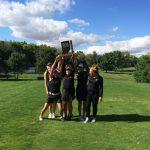 Lebanon High School Girls Varsity Golf finishes 1st At Sectionals
