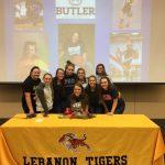 Congratulations Butler Bound Kristen Spolyar!